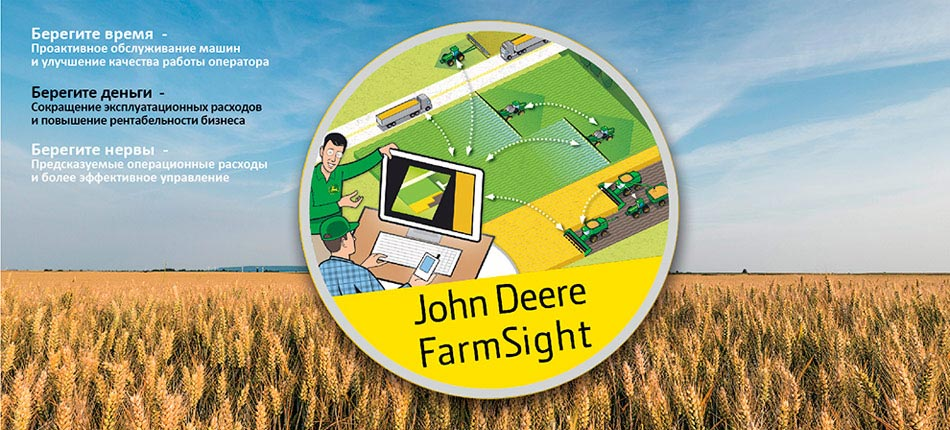 Слайд 36 - John Deere FarmSight