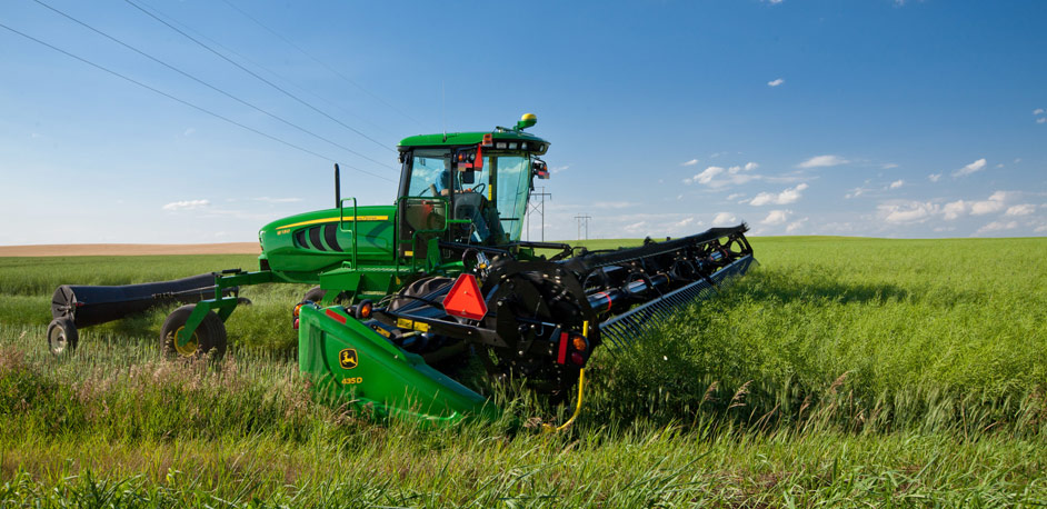 recommended solution implementation and justification of john deere In 1837 deere developed and manufactured his first cast-steel plow take an inside look at the origins of this manufacturing process.